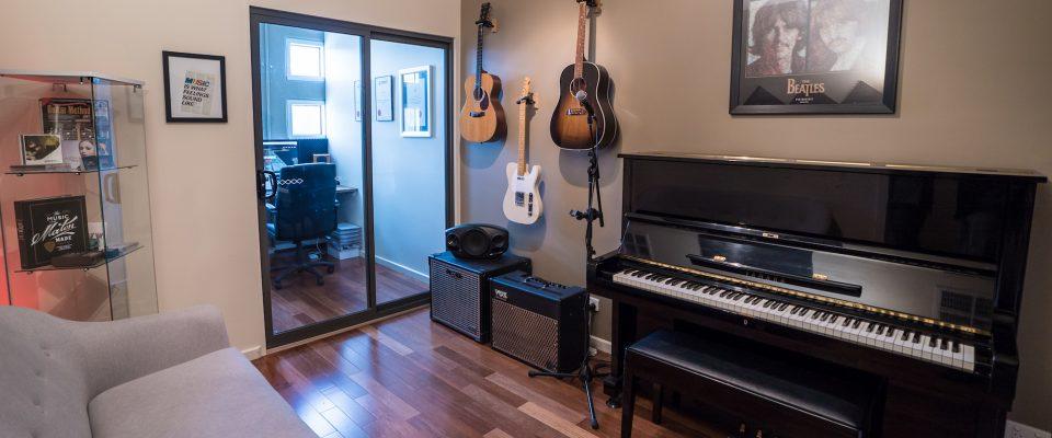 Recording Studios Melbourne